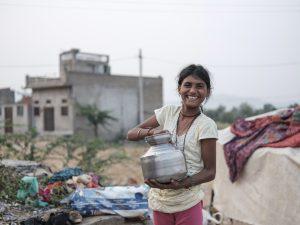 teenager girl Gypsy Kalbelia tribe nomad Rajasthan India Documentary Photography Jose Jeuland Photographer print fine art