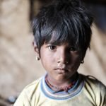kids Gypsy Kalbelia tribe nomad Rajasthan India Documentary Photography Jose Jeuland Photographer print fine art