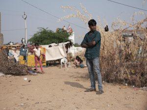 camp Gypsy Kalbelia tribe nomad Rajasthan India Documentary Photography Jose Jeuland Photographer print fine art