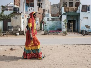 street Gypsy Kalbelia tribe nomad Rajasthan India Documentary Photography Jose Jeuland Photographer print fine art