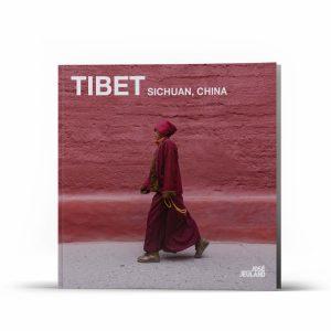 Photography Book Tibet sichuan China Travel Jose Jeuland red wall monk