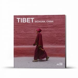 Photography Book Tibet sichuan China Travel Jose Jeuland red wall monk