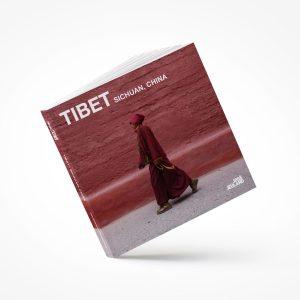 Photography book Tibet sichuan China Travel Jose Jeuland red wall monk 3 copy