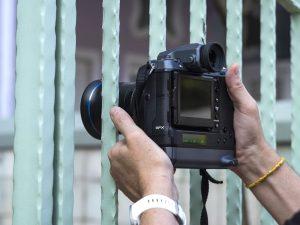 Laowa 17mm f:4 Ultra Wide GFX Zero D lens moyen format Fujifilm GFX 100 4