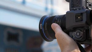 Laowa 17mm f:4 Ultra Wide GFX Zero D lens moyen format Fujifilm GFX 100 5
