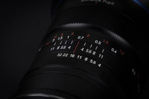 Laowa 17mm f:4 Ultra Wide GFX Zero D lens moyen format Fujifilm GFX 50R 2