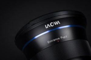 Laowa 17mm f:4 Ultra Wide GFX Zero D lens moyen format Fujifilm GFX 50R 3