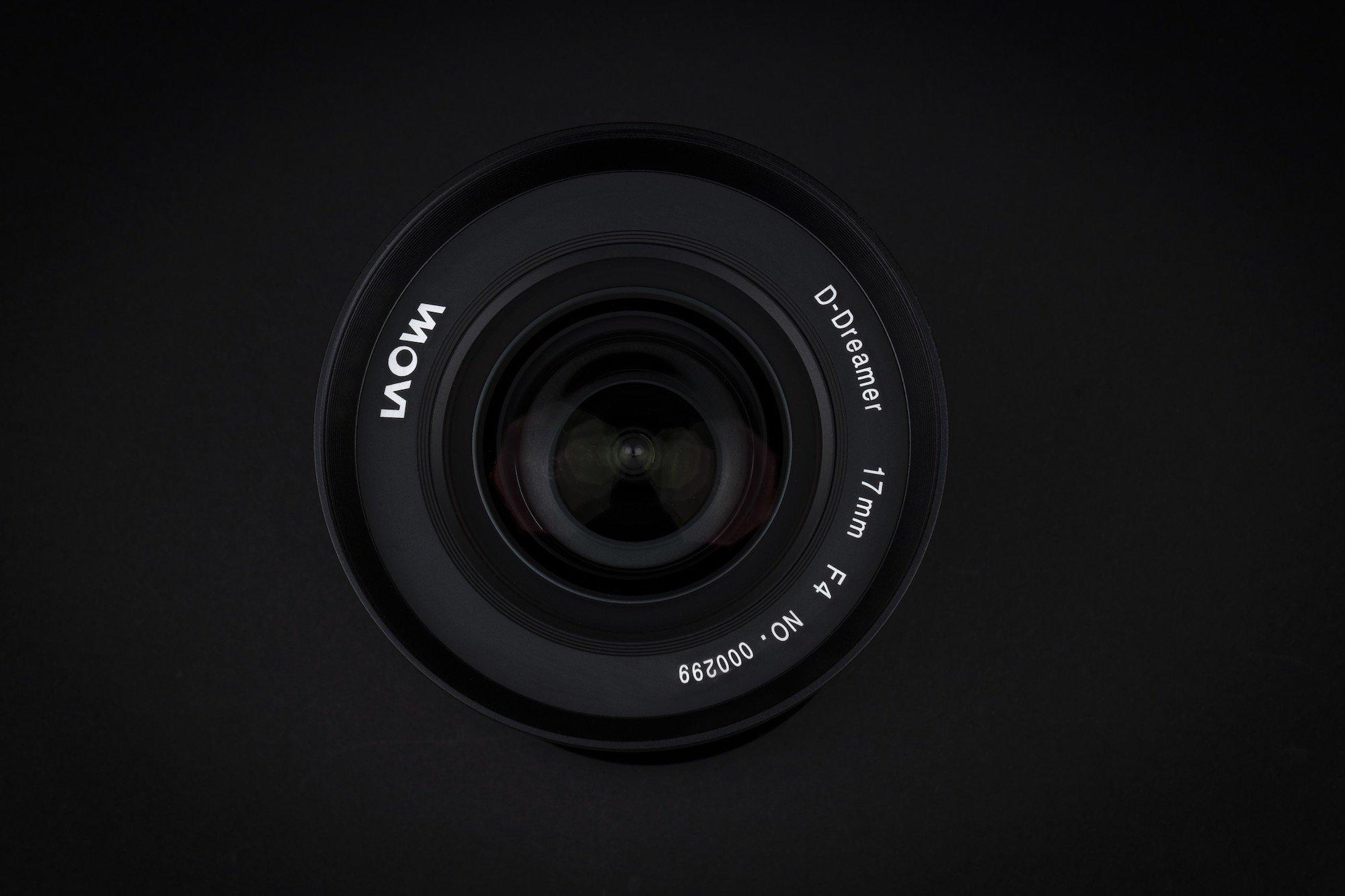 Laowa 17mm f:4 Ultra Wide GFX Zero D lens moyen format Fujifilm GFX 50R 4