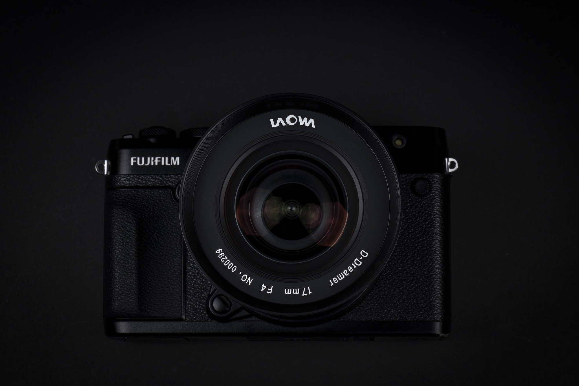 Laowa 17mm f:4 Ultra Wide GFX Zero D lens moyen format Fujifilm GFX 50R 5