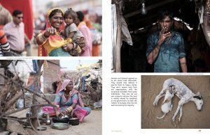 Lens Magazine The Kalbelia Gypsy Gypsies India Rajasthan photography documentary