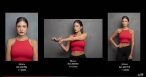 Fujifilm fujinon lenses video for portrait videography production comapny singapore