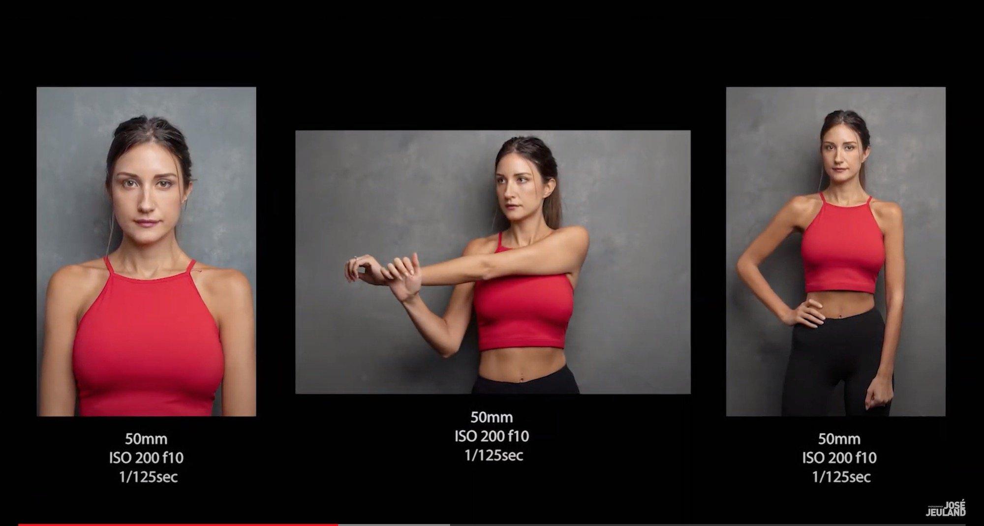 FUJIFILM lenses XF35, 50, 56, 90mm – Video