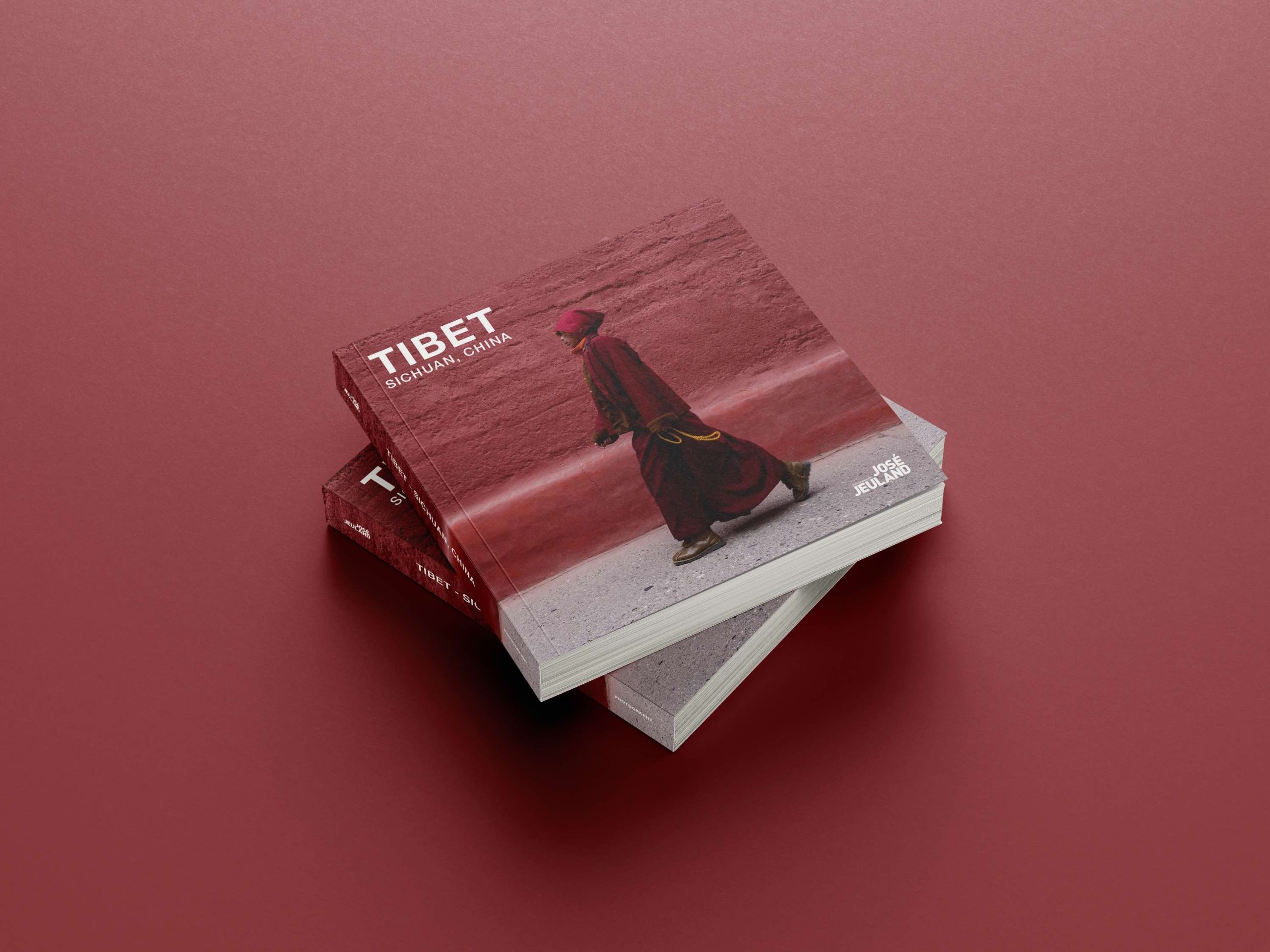 Launch of my first photography book – TIBET Sichuan, China