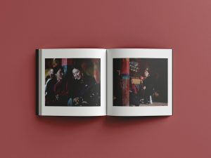 Jose Jeuland photography book Tibet Sichuan China Launch