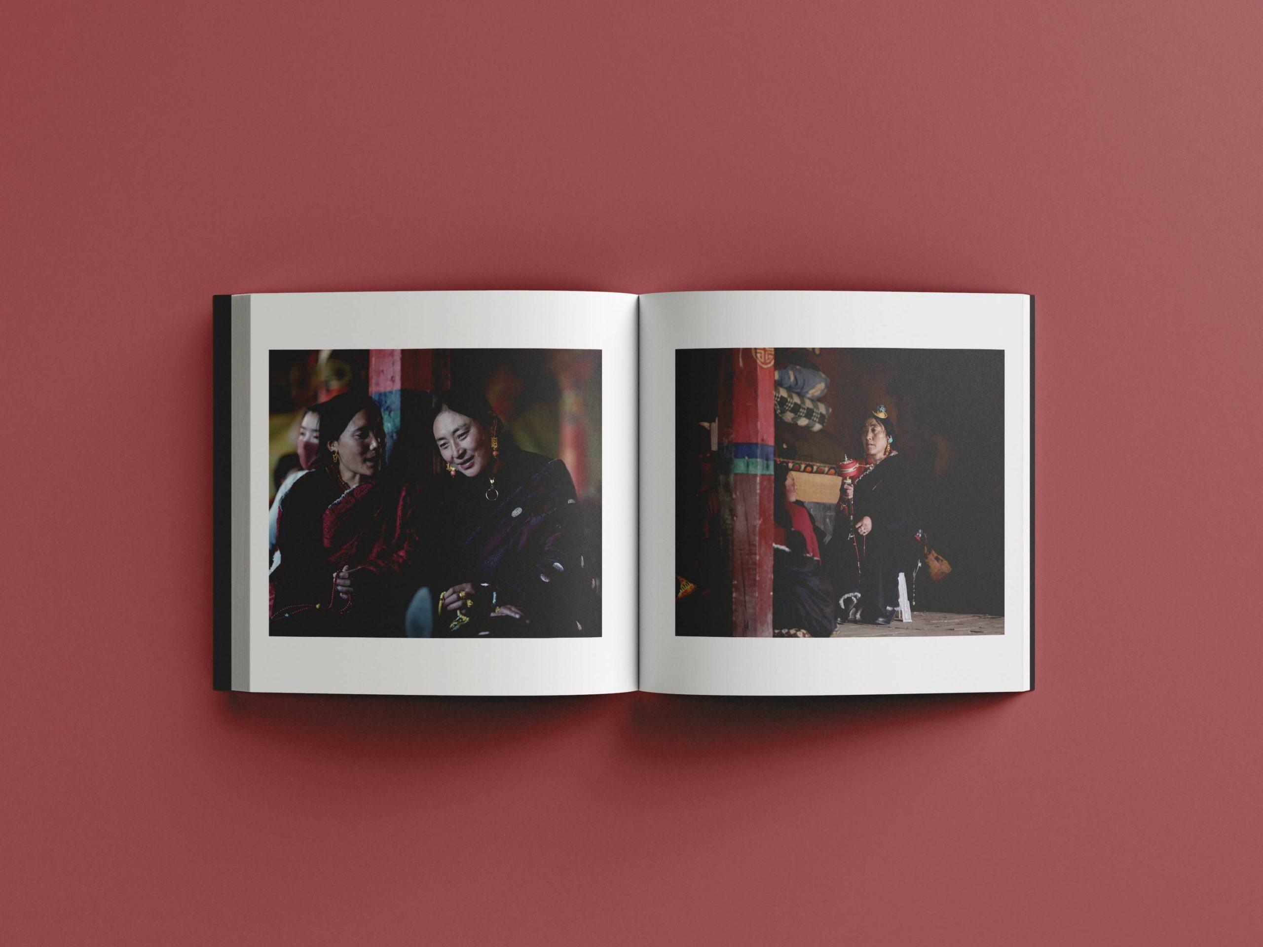 Jose Jeuland photography book Tibet Sichuan China Launch