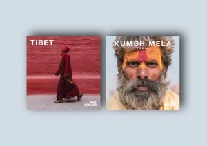 Photography book jose jeuland photogrpaher Tibet Kumbh Mela
