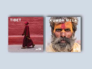 Singapore documentary Photography books collection by jose jeuland photographer Tibet Kumbh Mela