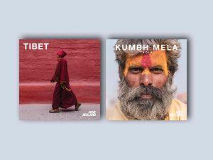Singapore documentary Photography books collection by jose jeuland photographer Tibet Kumbh Mela