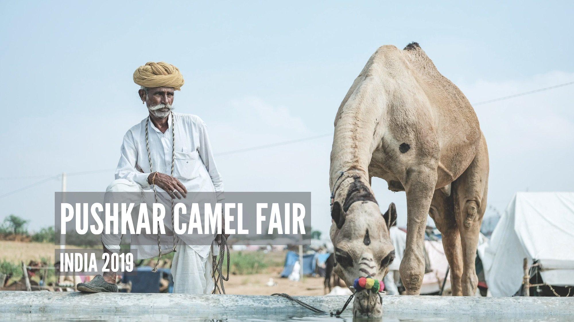PUSHKAR CAMEL FAIR FESTIVAL