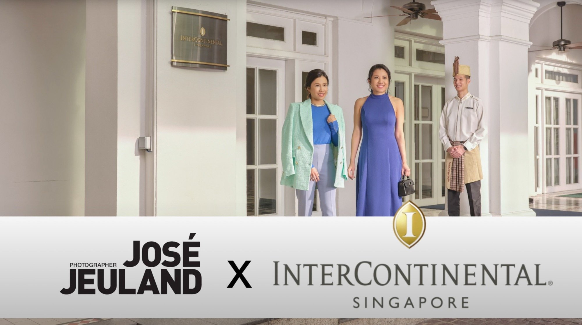Behind the Scenes – InterContinental Hotel Singapore