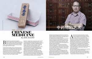 Lens Magazine Chinese Medicine April 2020 Photography Jose Jeuland Photographer Singapore 2