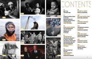 Lens Magazine Issue 64 Jan 2020 Jose Jeuland Photography documentary contributor interview Fujifilm x-photographer singapore Haenyeo Contents