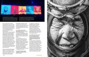 Lens Magazine Issue 64 Jan 2020 Jose Jeuland Photography documentary contributor interview Fujifilm x-photographer singapore Haenyeo Jeju Island Women Divers U2 17-18