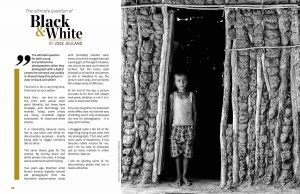 Lens Magazine Issue 6532 Jose Jeuland Photographer Black White Photography
