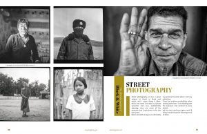 Lens Magazine Issue 6541 Jose Jeuland Photographer Black White Photography
