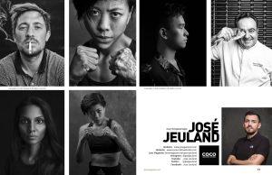 Lens Magazine Issue 6542 Jose Jeuland Photographer Black White Photography