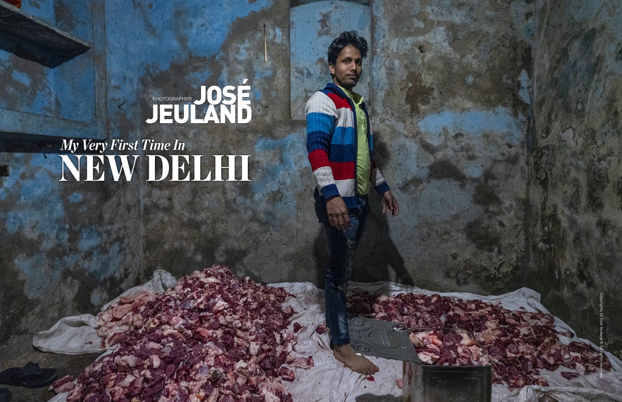 Lens Magazine Issue 6620 Jose Jeuland Photographer Contributor India New Delhi Street Photography