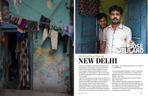 Lens Magazine Issue 6621 Jose Jeuland Photographer Contributor India New Delhi Street Photography