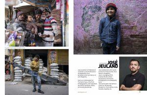 Lens Magazine Issue 6629 Jose Jeuland Photographer Contributor India New Delhi Street Photography