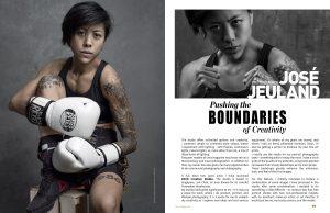 Lens Magazine Issue Photoshoot Jose Jeuland Photographer Studio Photography Singapore 6835