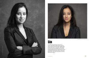 Lens Magazine Issue Portrait Photoshoot Jose Jeuland Photographer Studio Photography Singapore 6840