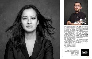 Lens Magazine Issue Portrait Photoshoot Jose Jeuland Photographer Studio Photography Singapore 6842