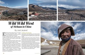 Lens Magazine Jose Jeuland Photographer Documentary Tibet Photography 7330