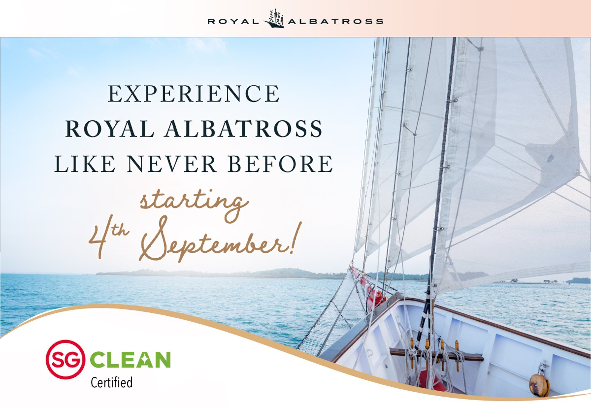 Royal Albatross Banner Yahct Jose Jeuland Photography Singapore Photographer-1