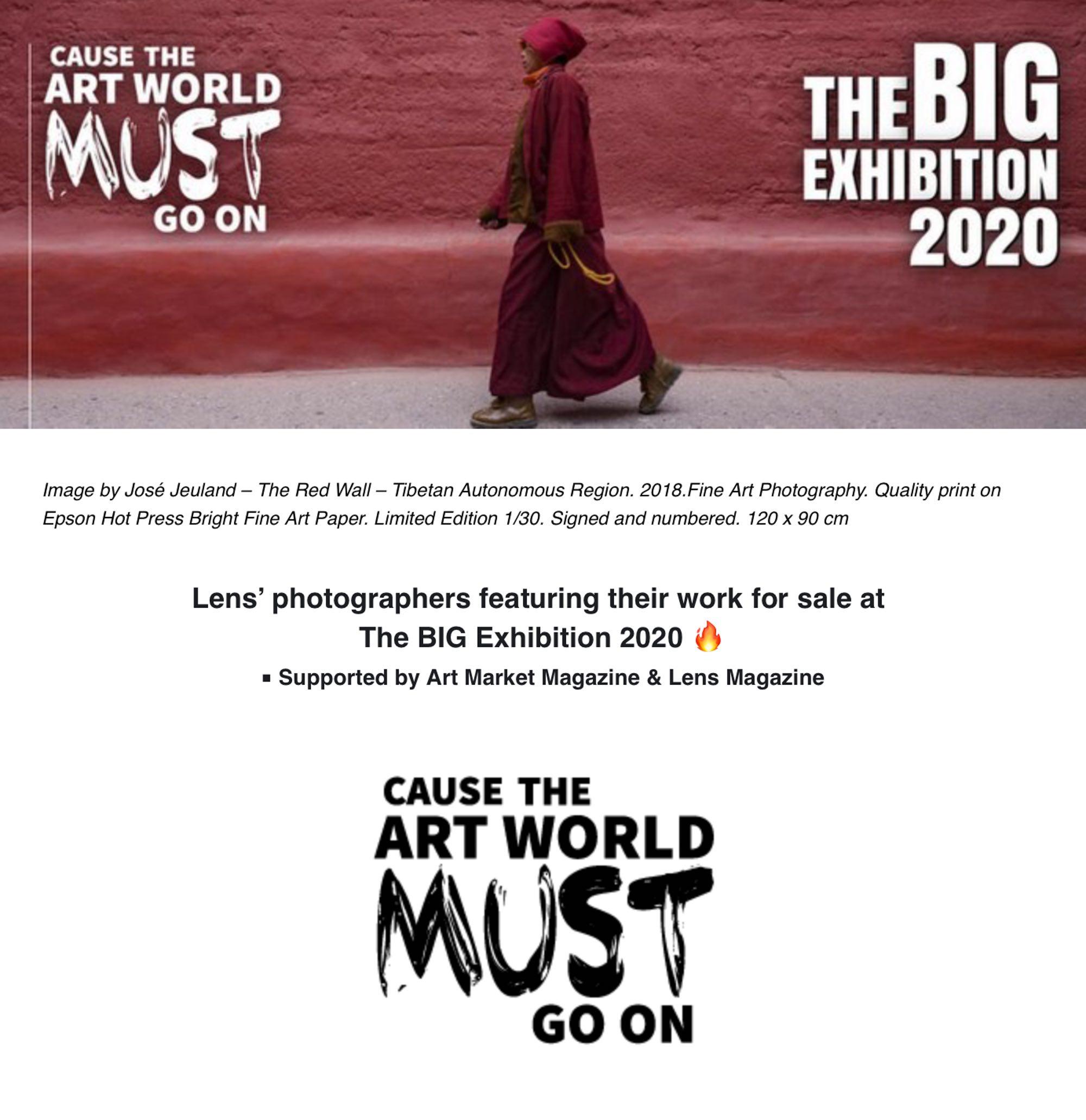 The Big Exhibition 2020 Lens Magazine Media Jose Jeuland Photographer Singapore-22