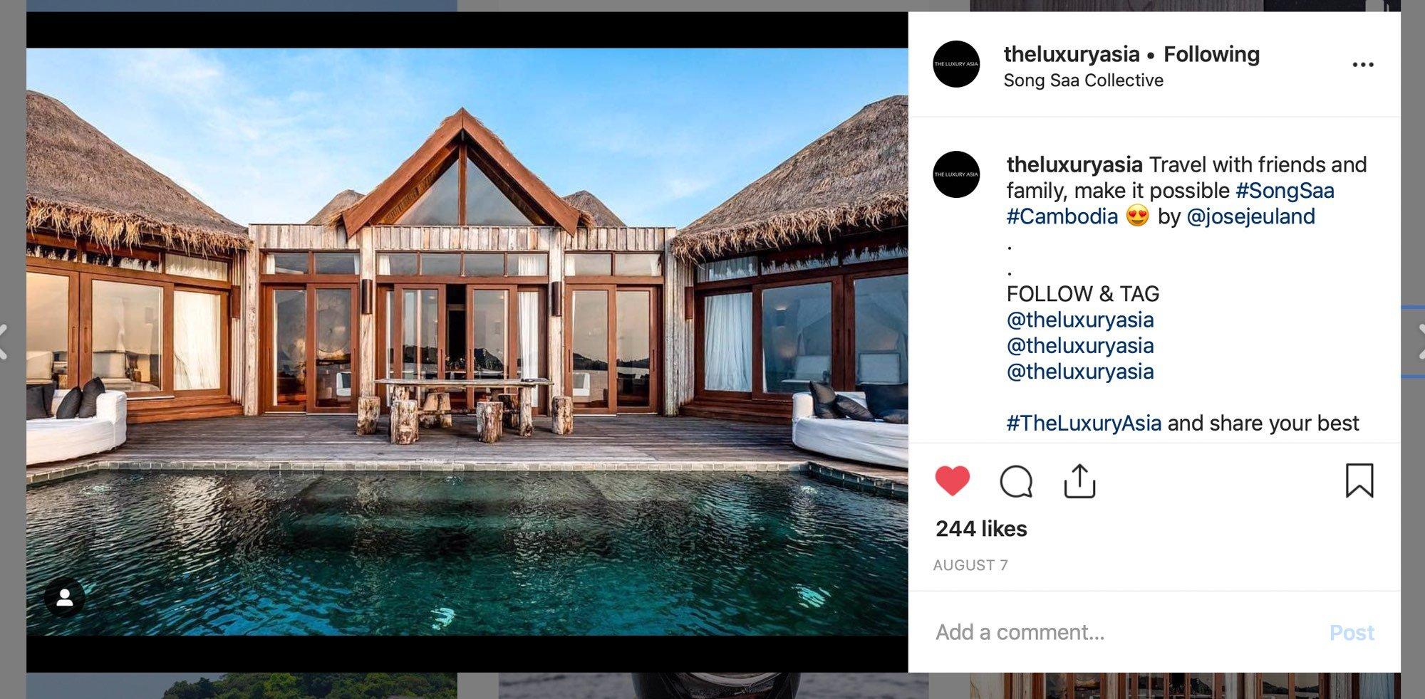 The Luxury Asia SongSaa Social Media Hospitality Photography Jose Jeuland-1