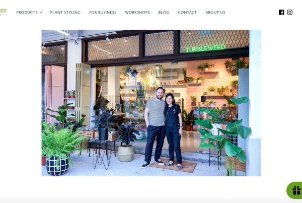 Tumbleweed Website Media Shop Photoshoot Jose Jeuland Photographer Singapore 1