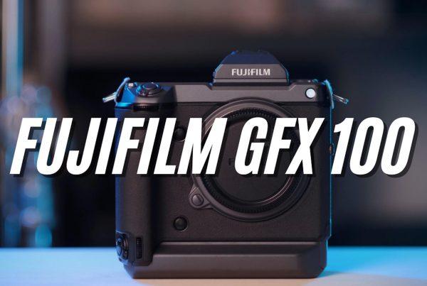 FUJIFILM GFX 100 Video Cover Jose Jeuland