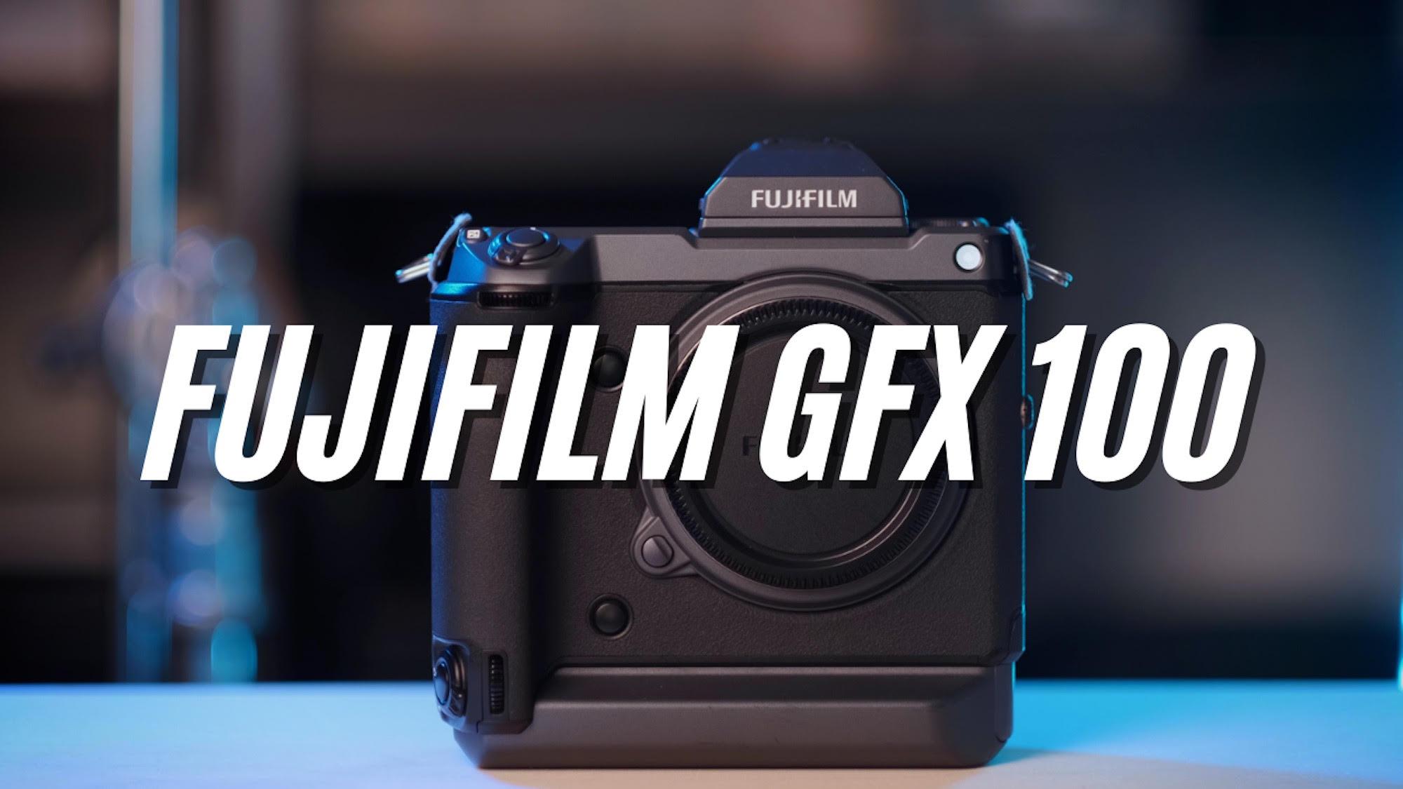 FUJIFILM GFX 100 – Review (Video)