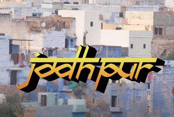 Jodhpur Rajasthan India Travel Video Cover Documentary Jose Jeuland