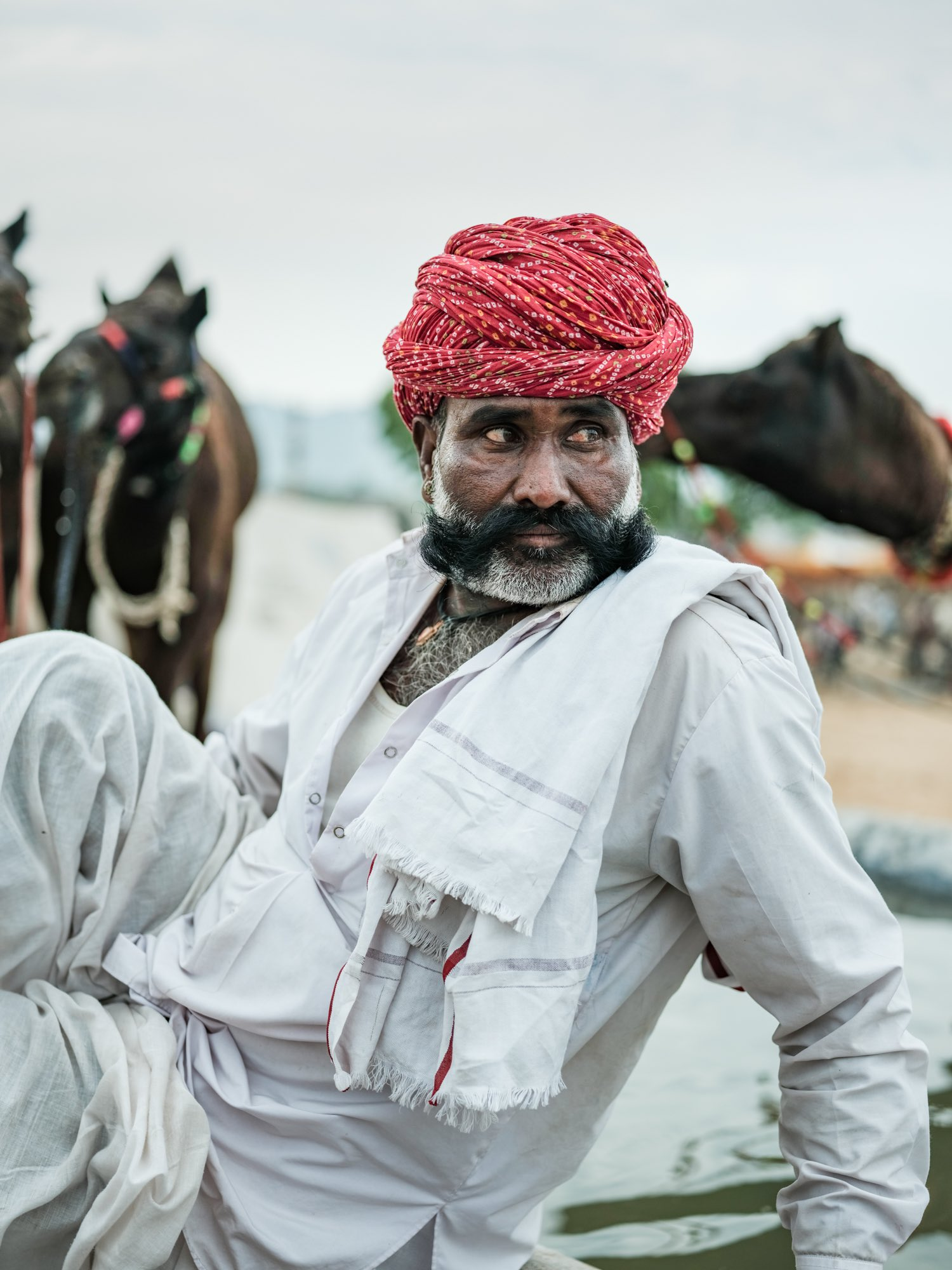 Pushkar Camel Fair Travel Documentary Photography India Jose Jeuland-3-5