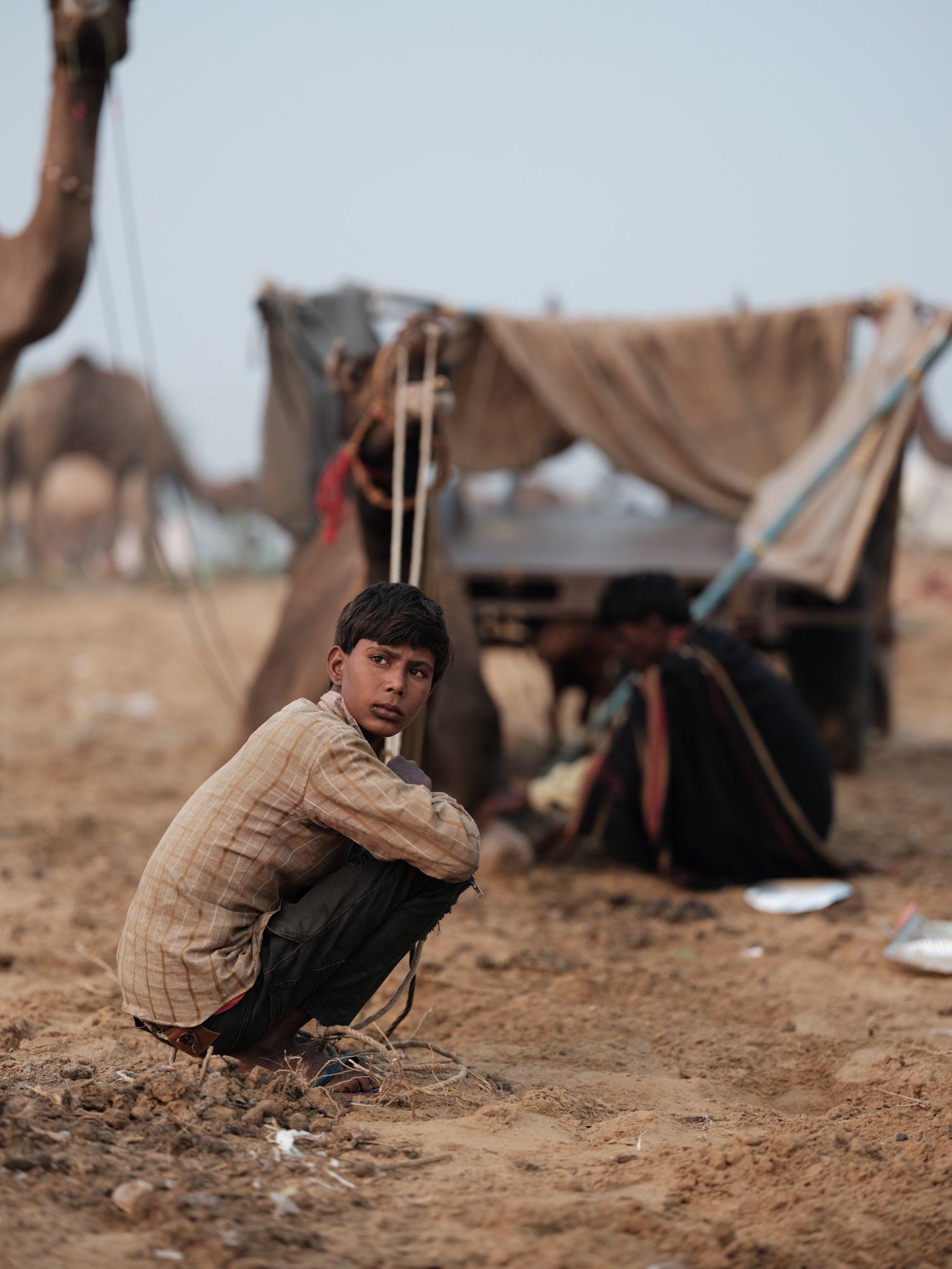 Pushkar Camel Fair Travel Documentary Photography India Jose Jeuland-4-5
