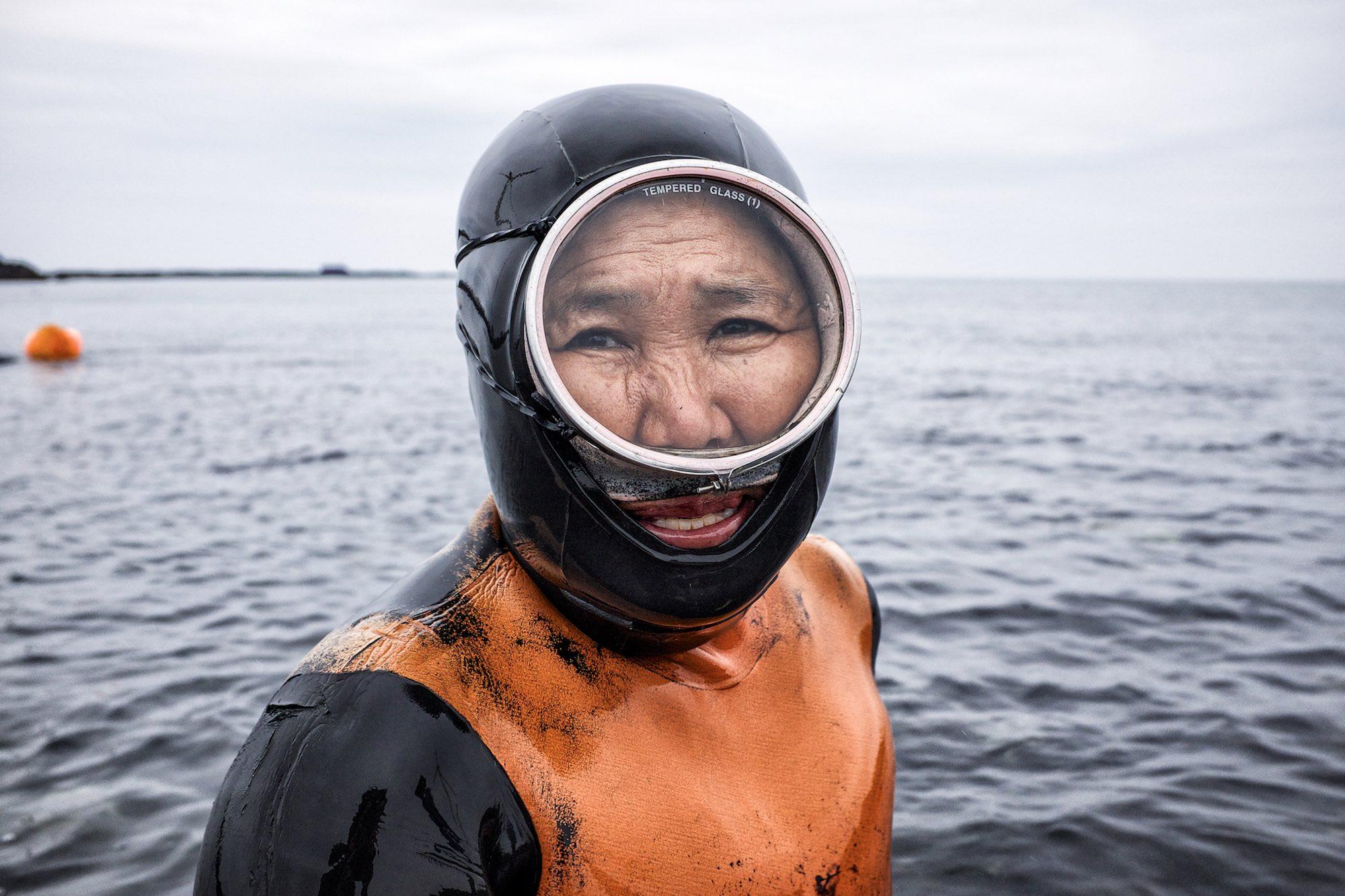 Haenyeo Women Divers Jeju Island Documentary Photography 1