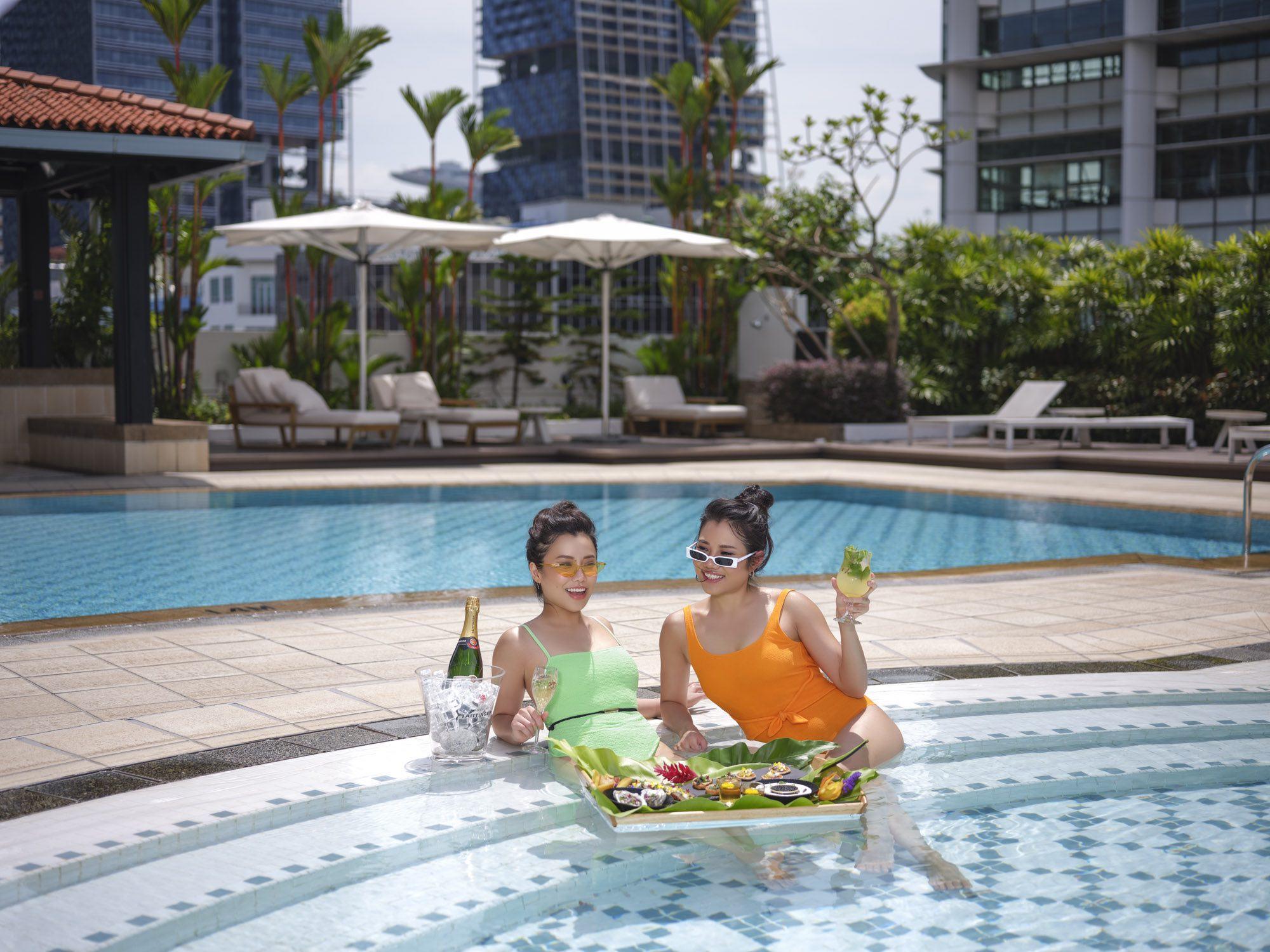 Intercontinental Singapore Hospitality Commercial Lifestyle Photoshoot Jose Jeuland 3