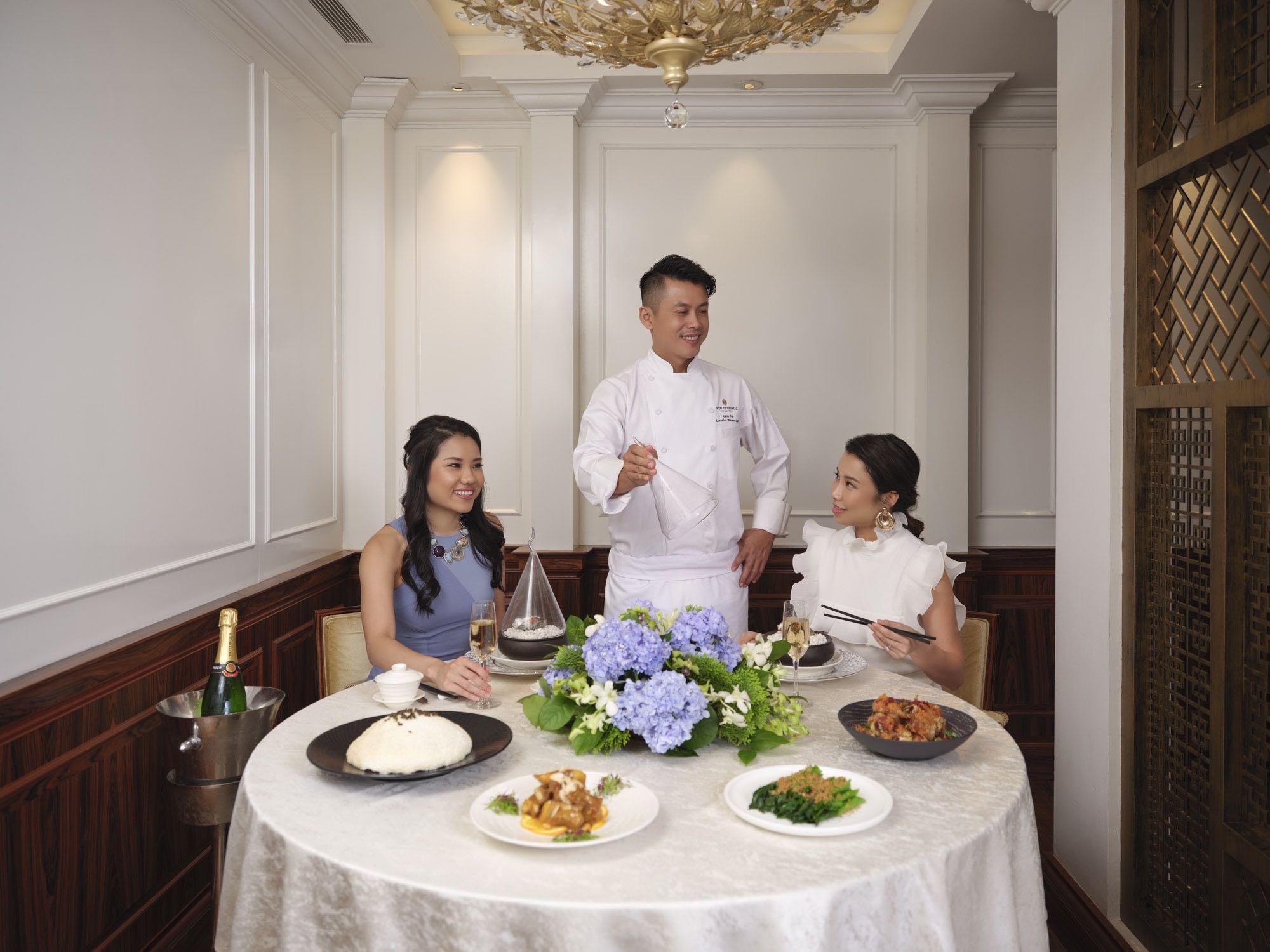 Intercontinental Singapore Hospitality Commercial Lifestyle Photoshoot Jose Jeuland 6