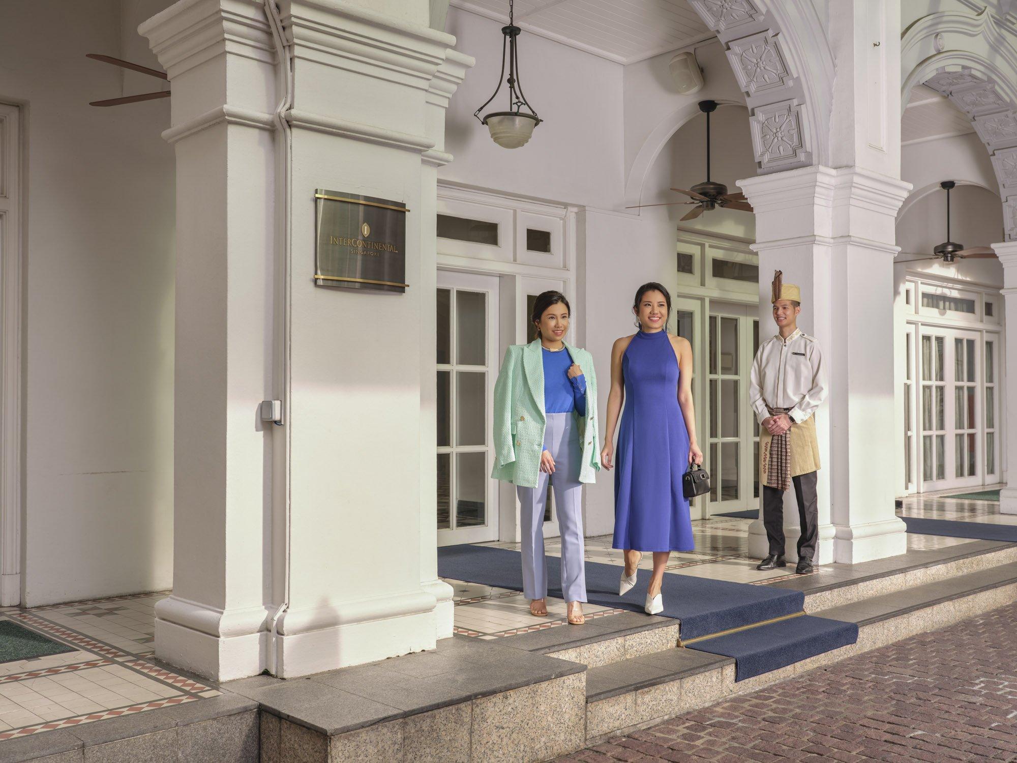 Intercontinental Singapore Hospitality Commercial Lifestyle Photoshoot Jose Jeuland 7
